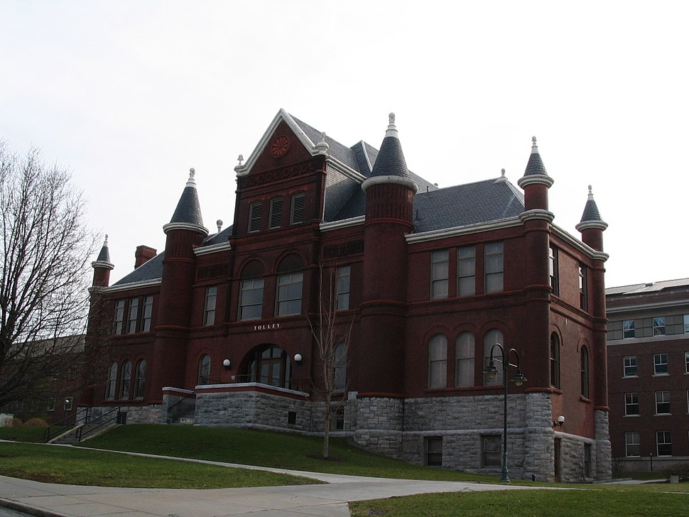 Tolley Administration Building, Syracuse University