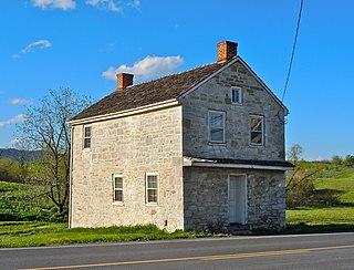 St. Thomas Township, Franklin County, Pennsylvania Township in Pennsylvania, United States