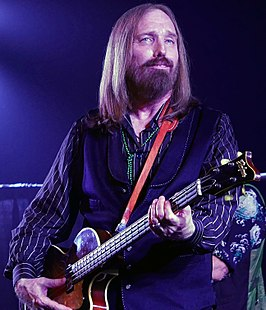 Tom Petty in 2016.