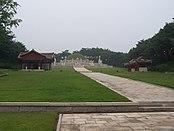 Tomb of Wang Geon - Kaesong07