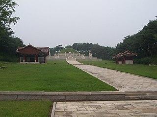 Tomb of King Wanggon