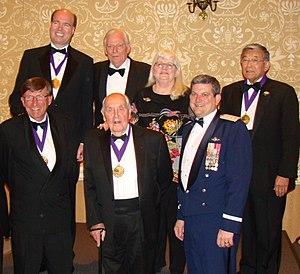Tony Jannus Award - Image: Tony Jannus Award recipients