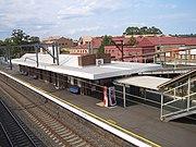 Toongabbie Railway Station 1