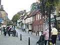 Top end of Royston High Street - geograph.org.uk - 977511.jpg