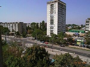 Ferentari - The Toporaşi tramway station, 500 meters from Ferentari