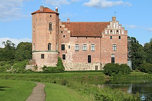 Torup Castle - Image: Torups slott 2017 3