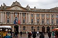 Toulouse- rue du Taur et Capitole (3197574187).jpg