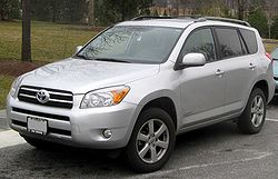 2006-2008 Toyota RAV4 Limited (US)
