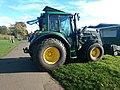 Tractor, Oak Hill Park.jpg