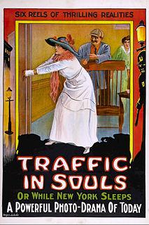 <i>Traffic in Souls</i> 1913 film by George Loane Tucker