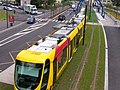 Tram Mulhouse (vu de haut).JPG