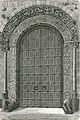 Trani porta della cattedrale xilografia di Barberis 1898.jpg