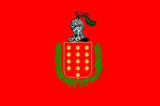 Valle de Trápaga-Trapagaran - Image: Trapagaran bandera