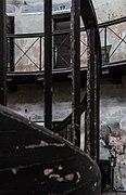 Trappa och celler i Landskrona citadell.jpg