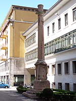 Trento-memorial column for the third centenary of the Council of Trent.jpg