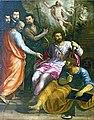 Trinity Chapel Santi Giovanni e Paolo (Venice) - Cristo Risorto by Giuseppe Salviati.jpg