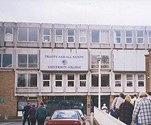 Leeds Trinity University Post Room