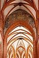 Triumphal arch and choir ceiling - Heiliggeistkirche - Heidelberg - Germany 2017 (crop).jpg