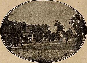 Merrick Road - Near Jamaica, 1890s