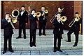 Trombones band of Dneprodzerzhinsk Music School.jpg