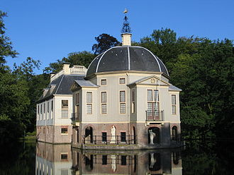 Maarten Tromp - Trompenburgh castle in 's-Graveland