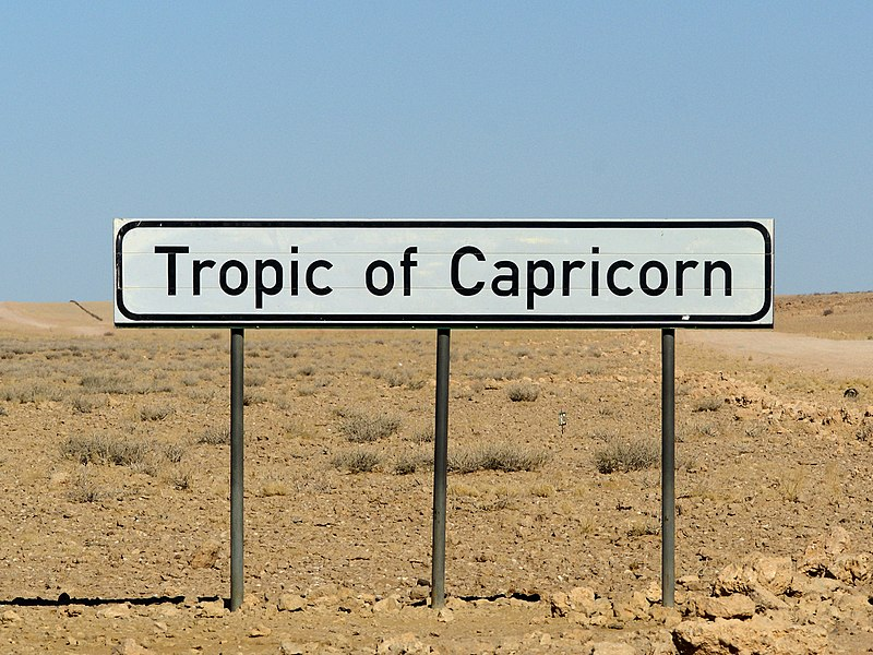 Tropic of Capricorn (Namibia).jpg