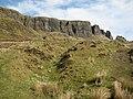 Trotternish escarpment, Meall na Suiramach - geograph.org.uk - 1444571.jpg