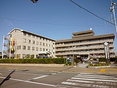 Tsu City Hisai Branch Office 20091214.jpg