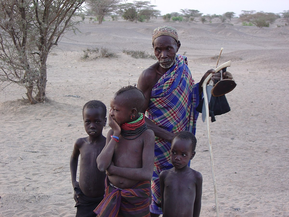 Turkana people - Wikipedia