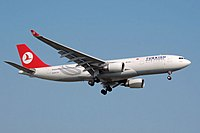TC-JND - A332 - Turkish Airlines
