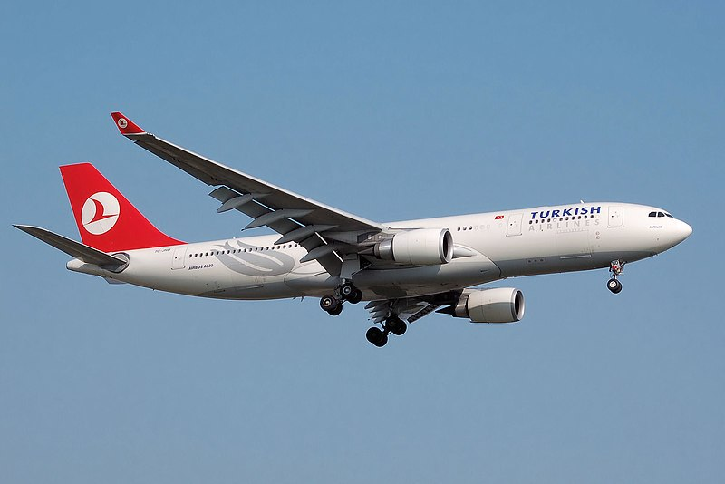 Europe's Biggest Airline in May 2021: Turkish Airlines