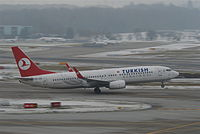 TC-JGB - B738 - Turkish Airlines