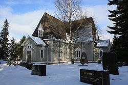 The firthen kirk o Tuusula