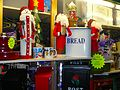 Two Father Christmases, one snowman and a breadbin (2103328563).jpg
