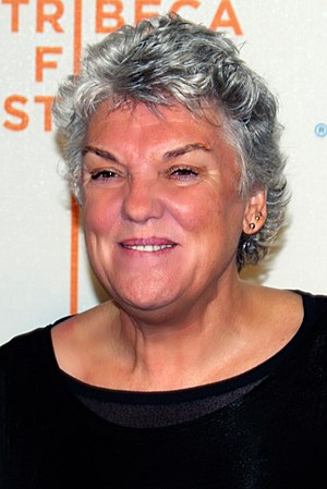Love, Loss, and What I Wore - Image: Tyne Daly at the 2009 Tribeca Film Festival