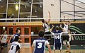 UFV men's volleyball vs Cap Nov 7 2014 23 (15575758227).jpg