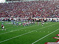 ULM at Arkansas, 2012 002.jpg