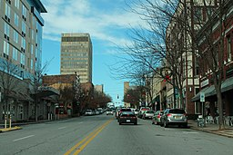 US25 South - Asheville Downtown (42348099362)