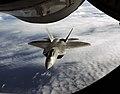 USAF F-22 Raptor prepares to take on fuel.jpg