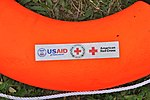 USAID, Red Cross Support Disaster Response Drill in Duy Hoa Commune, Quang Nam Province (8248449233).jpg