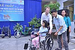 USAID Project Supports Rehabilitation Department for Children and Wheelchair Distribution in Danang (9302457197).jpg