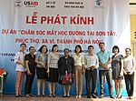 USAID Supports School-based Eye Care in Phuc Tho, Hanoi (30274907915).jpg