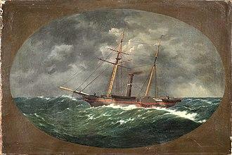 USCS Robert J. Walker (1844) - USCS Robert J. Walker