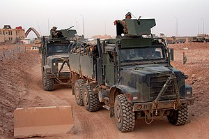 Medium Tactical Vehicle Replacement - Image: USMC 050527 M 0884D 002