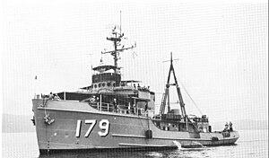 USS Allegheny (ATA-179) - Image: USS Allegheny (ATA 179)