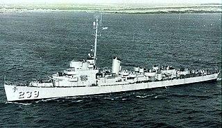 USS <i>Sturtevant</i> (DE-239)