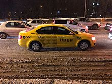 California Uber Car Accident Lawyer