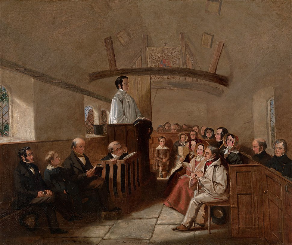 Ubsdell-r-h-c-act-1833-1849-un-a-sermon-at-st-lawrence-s-chur