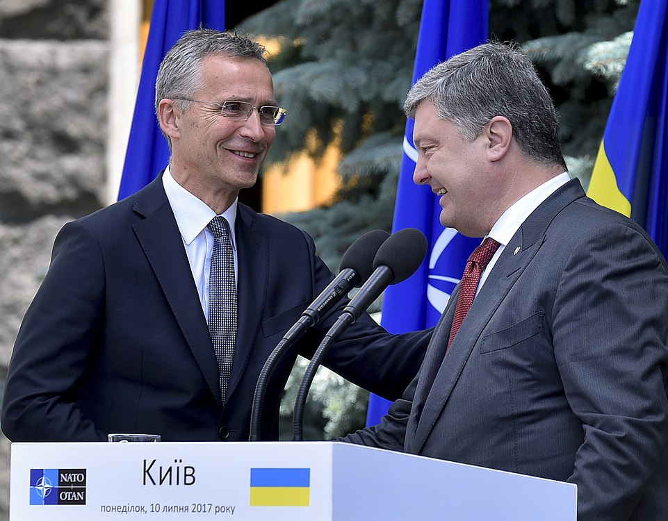 Ukraine – NATO Commission chaired by Petro Poroshenko (2017-07-10) 45.jpg