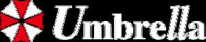 English: The ficional logo of Umbrella Corpora...